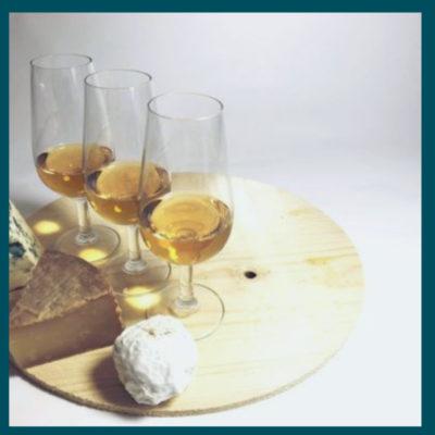 Cata vinos blancos